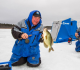 Bluegill Ice Fishing Tips