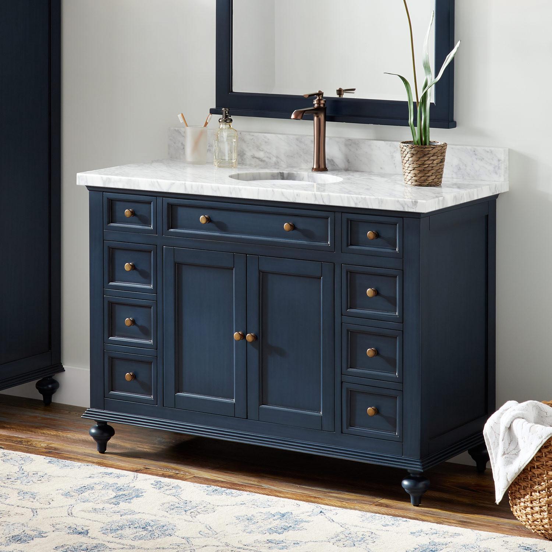 Black Bathroom Vanities As The Black Truffle Gem Of Decor